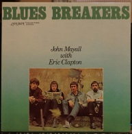 BLUES BREAKERS - LP - Mayall Clapton - London LC 50009 - Etat NEUF - Mint - Rock