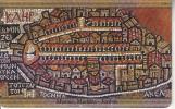 JORDAN(chip) - Madaba mosaics 1, JPP telecard JD2, used