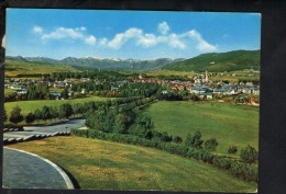 P1632 ASIAGO ( Vicenza, Italy ) PANORAMA - VIAGGIATA - ED. GARLI, ASIAGO _ Scriba Fotoedizioni - Italia