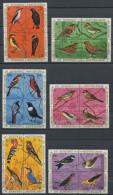 144 BURUNDI 1970 - Oiseau (Yvert 395/418) Neuf ** (MNH) Sans Trace De Charniere - 1970-79: Neufs
