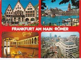 Germany Frankfurt Roemer Multi View