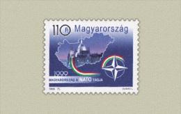 HUNGARY 1999 EVENTS The Hungarian Accession To NATO - Fine Set MNH - Nuovi