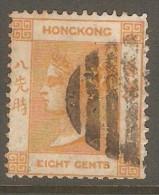 HONG KONG  Scott  # 13 VF USED - Hong Kong (...-1997)