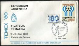ARGENTINA - Campeón Mundial De Fútbol Juvenil 1980 - Cartas