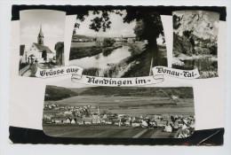 Nendingen, Kr. Tuttlingen, Donau-Tal, 1964. Kleinformat - Tuttlingen