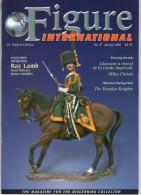 MAQUETTE - MAGAZINE FIGURE INTERNATIONAL EDITION ANGLAISE N° 1 JANVIER/AVRIL 2002 - ETAT EXCELLENT - Groot-Britannië