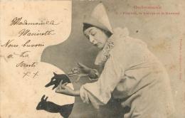 BERGERET  OMBROMANIE   PIERROT N°2 - Bergeret