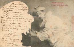 BERGERET  OMBROMANIE   PIERROT N°9 - Bergeret