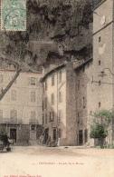 VAR 83 COTIGNAC  Façade De La Mairie - Cotignac
