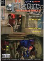 MAQUETTE - MAGAZINE FIGURE INTERNATIONAL EDITION FRANCAISE N° 20 - 4ème TRIMESTRE 2006 - ETAT EXCELLENT - France