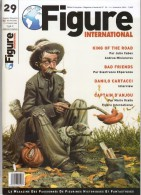 MAQUETTE - MAGAZINE FIGURE INTERNATIONAL EDITION FRANCAISE N° 29 - 1er TRIMESTRE 2009 - ETAT EXCELLENT - France