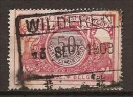FEH-0438   WILDEREN       Open  1894       //            #           #               Ocb TR  35 - 1895-1913
