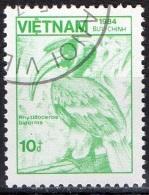 N° 567 O Y&T 1984 Faune Oiseau (rhytidoceros Bicornis) - Viêt-Nam