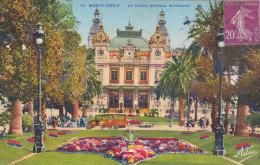 Monte-carlo - Le Casino (dutroux, Architecte) - Monte-Carlo