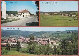 NOVA VAS & VELIKE BLOKE & SODRAZICA ( Slovenia ) * Travelled - Slovenia