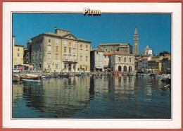 PIRAN - PIRANO .... The Gift Of The Sea  ( Istria - Slovenia ) * Not Travelled - Slovenia
