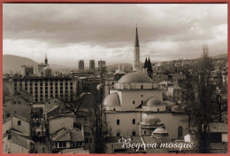 SARAJEVO - Begova Mosque ( Original Art Photo ) * Islam Religion Mosquée Moschee Moschea Mezquita - Religion &  Esoterik