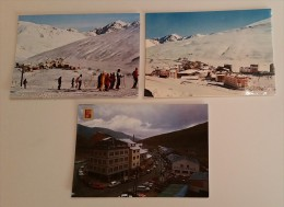 ANDORRE ANDORRA ( LOT DE 3 CARTES ) TRES BON ETAT ! ! ! - Cartes Postales