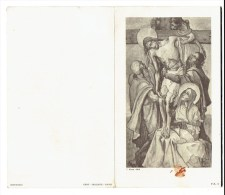 Bidprentje - LOUIS AERTS - Eindhout 1879 - Retie 1967 - Religion & Esotérisme
