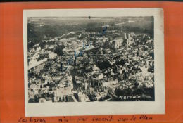 Guerre 14-18-  PHOTO   VUE AERIENNE VERDUN  MARNE PRISE D'AVION   Sept 2015-011 - Oorlog, Militair