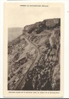 Cp, 34, Cirque De Navacelles, Descente Rapide De La Nouvelle Route, Au Départ De La Baume Oriol - France