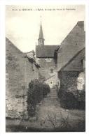 Cp, 49, N.D. De Behuard, L'Eglise, Le Logis Du Roi Et Le Presbytère - Autres Communes