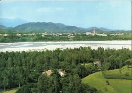 17578 ITALY BIGOLINO TREVISO THE RIVER PIAVE PANORAMA POSTAL POSTCARD - Non Classificati