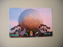 ETATS UNIS FL FLORIDA SPACESHIP EARTH RIDE ..... - Orlando