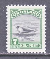 GREENLAND   12     * - Greenland