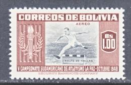 BOLIVIA  C 153  *   SPORTS  HURLING - Bolivia