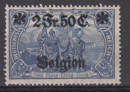 OC9 *, Cote = 38 € (X13780) - [OC1/25] Gov. Gen..