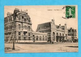Cambrai ( Nord ). - La Gare. - Cambrai