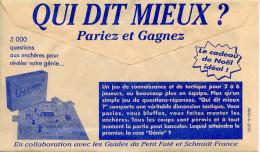 Jeux De Tactique,jeux Enfant Adulte,parier Gagner,Guides De Petit Futé,guide Schmidt France,ccp,lettre Publicitaire - Spiele