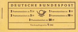 MH4Y **, Michel = 90 € (X13874) - Markenheftchen