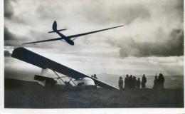 Planeurs - Vol A Voile à La Banne D'Ordanche - Un Virage De Kronfeld - Avions