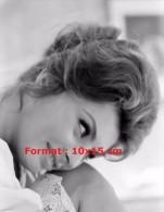 Reproduction D'une Photographie D'un Portrait De La Belle Sophia Loren - Reproductions