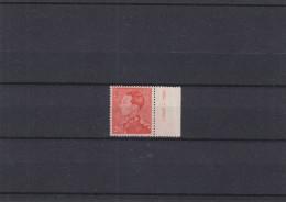 Poortman - COB 435 B ** - MNH - Orange Rouge ( Cadmium ) - Avec Atelier Du Timbre - Valeur ± 900 Euros - 1936-1951 Poortman