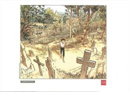 """MAFFRE  -  Ex-libris """"Stern, Tome 1"""" - Illustrators M - O"""