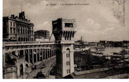 - ALGERIE - CPA écrite ALGER - Les Rampes Et L´Ascenseur - Collection Idéale P. S. N° 93 - - Algerien