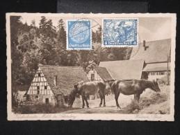 CARTE POSTALE - ALLEMAGNE - Cp De Scomberg En 1934 - à Voir - Lot P9491 - Schömberg