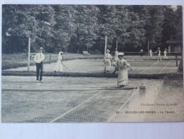 Veules-les-Roses, Le Tennis. - Veules Les Roses