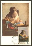 BURUNDI Carte Maximum - Vermeer - Autres