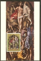 BURUNDI Carte Maximum - Le Greco - Autres