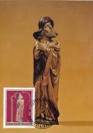 HONGRIE Carte Maximum - L'Apôtre Jacques - Tarjetas – Máximo