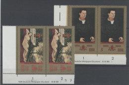 Lot DDR Michel No. 1769 , 1772 ** postfrisch DV Druckvermerk
