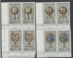 Lot DDR Michel No. 1792 , 1793 , 1796 , 1997 ** postfrisch DV Druckvermerk
