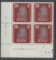 DDR Michel No. 1898 ** postfrisch DV Druckvermerk