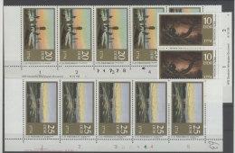 Lot DDR Michel No. 1958 , 1959 , 1960 ** postfrisch DV Druckvermerk