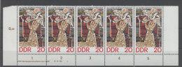 DDR Michel No. 2053 ** postfrisch DV Druckvermerk