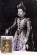 PARAGUAY Carte Maximum - L'Infante Isabella - Paraguay